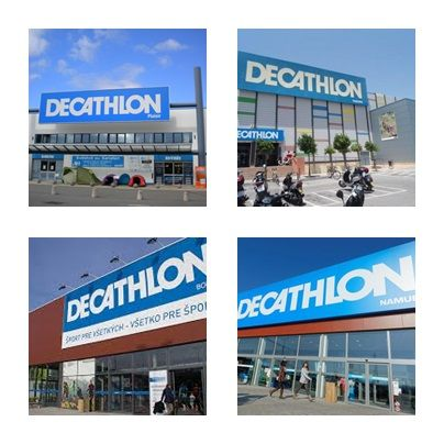 Enviar Currículum a Decathlon