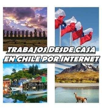 trabajos desde casa en chile por internet